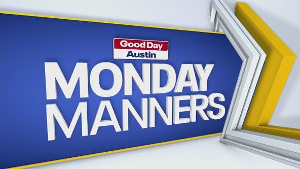 Monday Manners: Celebrating Thanksgiving