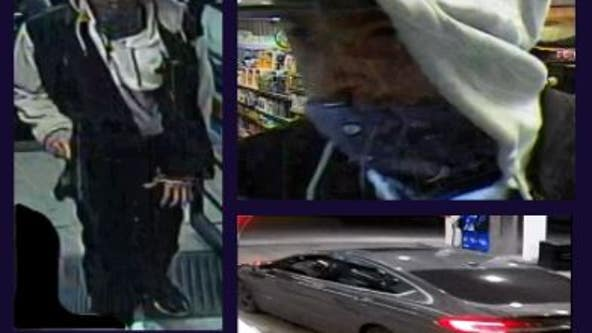 APD looking for man who robbed East Austin Valero at gunpoint