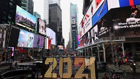 New Year's Eve: A look at celebrations around the world amid the coronavirus pandemic