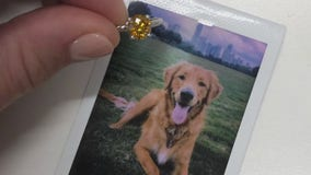 Dog's legacy lives on in special ring made by Austin-based company