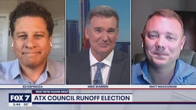 FOX 7 Discussion: Austin City Council runoff election results
