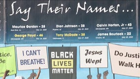 Claremont church nativity scene highlights push for racial equality, creating peace