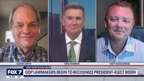 FOX 7 Discussion: GOP lawmakers begin to recognize President-elect Biden