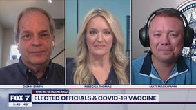 FOX 7 Discussion: Elected officials and COVID-19 vaccine
