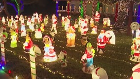 Southwest Austin Christmas lights display bigger than ever in 2020