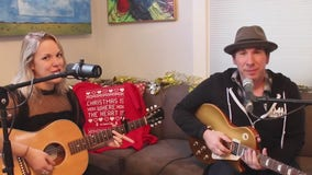 Music in the Morning: Lauren Calve featuring Frankie G