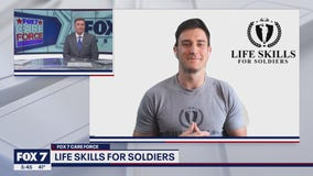 FOX 7 Care Force: Life Skills for Soldiers