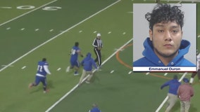 Texas football player charged for attacking referee, team won't advance to playoffs