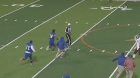 Texas HS football player accused of attacking ref suspended for year