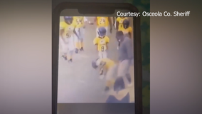 Coach banned from youth league after video shows alleged player abuse