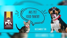 AHS Pet Food Pantry event to help pet parents affected by pandemic