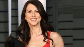 MacKenzie Scott, ex-wife of Jeff Bezos, says she's given $4.1 billion to charity