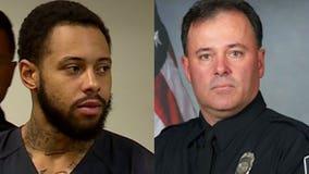 Ward sentenced to life in prison for killing Racine police officer