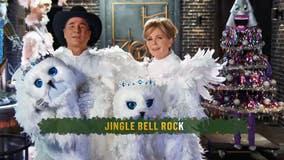 'The Masked Singer' holiday sing-along brings joy ahead of season 4 finale