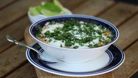 Recipe: Street corn chowder