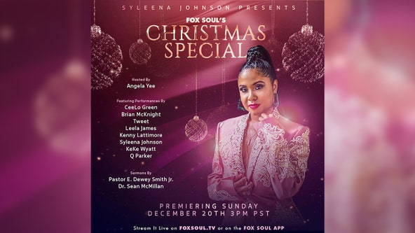 FOX Soul Christmas: Star-studded special to feature CeeLo Green, Brian McKnight and more