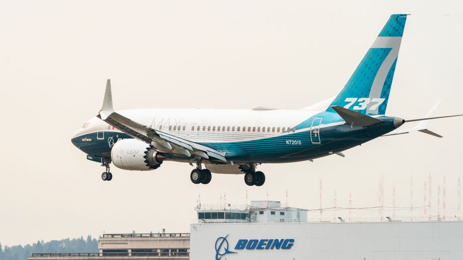 FAA Chief Steve Dickson Pilots Boeing 737 MAX Test Flight