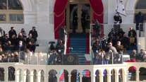Watch Jennifer Lopez's inauguration performance