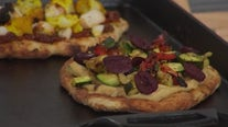 Pita pizza recipe from FOX 7 Austin's Tierra Neubaum