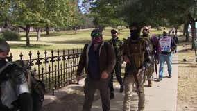 Second Amendment demonstration at Texas State Capitol despite closure