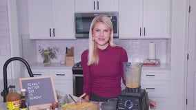 Thai peanut sauce spaghetti squash recipe from FOX 7 Austin's Tierra Neubaum