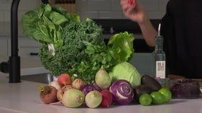 Taco salad w/ cilantro avocado dressing recipe from FOX 7 Austin's Tierra Neubaum