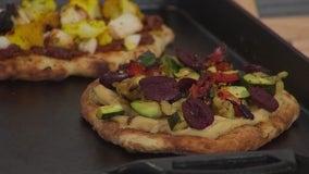Pita pizza recipe from FOX 7 Austin's Tierra Neubaum