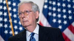 Mitch McConnell sends letter to GOP senators on impeachment procedure summary