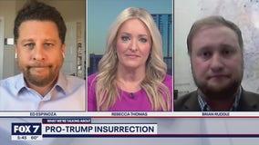 FOX 7 Discussion: Pro-Trump insurrection