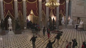 Texas lawmakers describe witnessing the riot at the U.S. Capitol