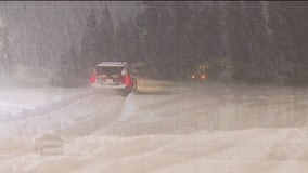 Blizzard in Lake Tahoe snarls traffic, raises fear of avalanches