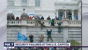 FOX 7 Discussion: Security failures at the U.S. Capitol