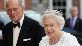 Queen Elizabeth, husband Prince Philip receive COVID-19 vaccinations