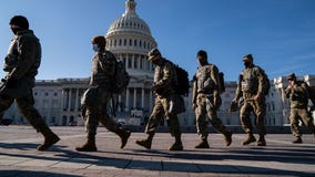 More than 100 National Guard members in DC test positive for coronavirus