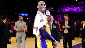 One year later: Celebrating Kobe Bryant's career highlights