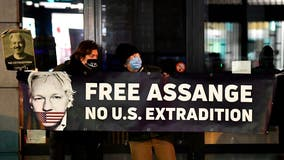 UK judge rejects US extradition request for Julian Assange