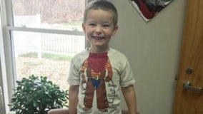 Ohio boy abandoned at cemetery before Christmas reunited with dad, dog
