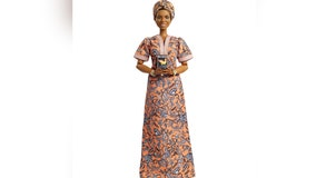 Barbie introduces Dr. Maya Angelou doll to 'Inspiring Women' series ahead of Black History Month