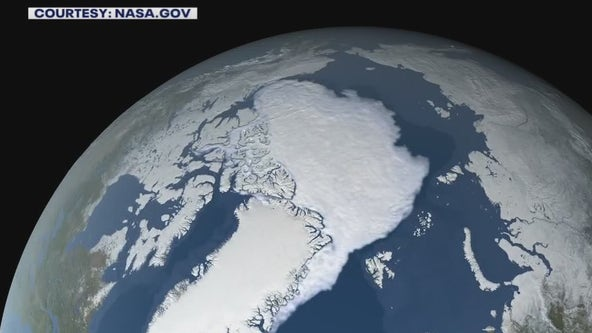 NASA discusses global temperatures and weather events