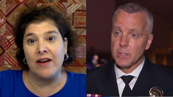 Email exchange between councilmember, police chief goes public