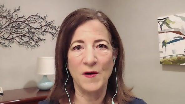 LIVE: Professor Sherri Greenberg on Biden's first 100 days