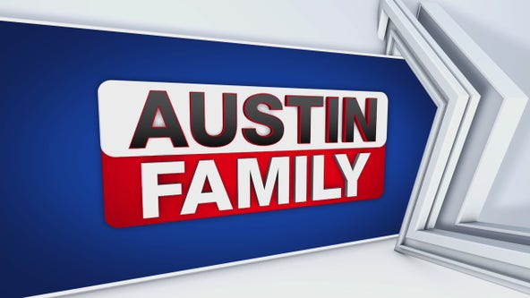 Austin Family: Helping children control emotions