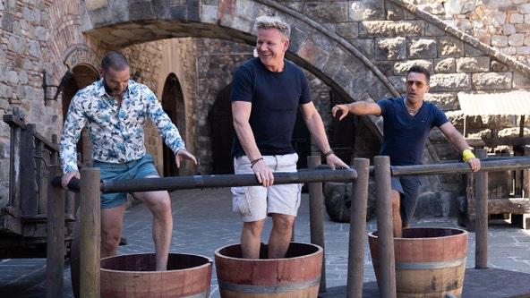 Gordon Ramsay takes culinary road trip through Western US in one-night special on FOX