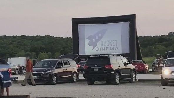 Austin's 'Rocket Cinema' plans socially-distanced Valentine's Day screenings