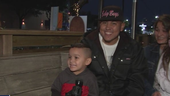 Houston-area father-son duo getting Hollywood attention