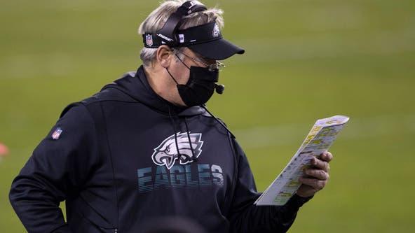 Eagles part ways with head coach Doug Pederson