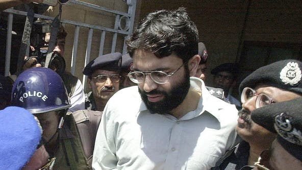 Pakistani court orders release of man accused of beheading American journalist Daniel Pearl