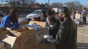 Fort Worth megachurch feeding thousands of North Texans struggling without power, clean water