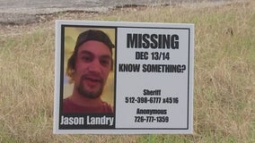 Volunteers search again for missing Texas State student Jason Landry