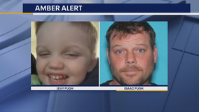 Missing 2-year-old Celina boy found safe after being abducted by his father